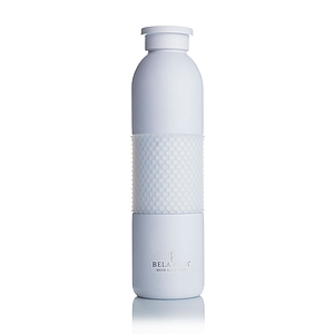 "Thermosflasche ""Elegance white"""