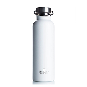 "Thermosflasche ""Flexi white"""