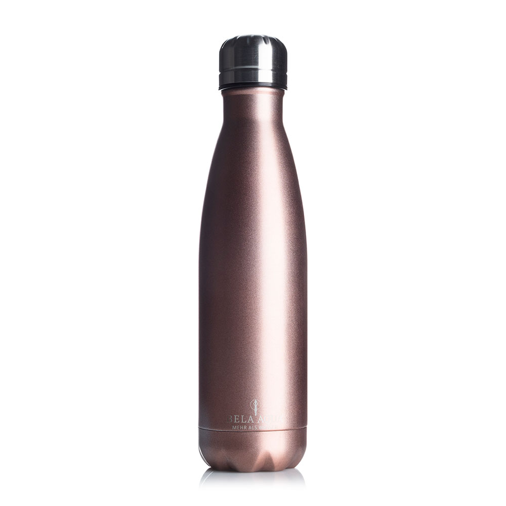 "Thermosflasche ""Classic rosé"""